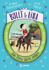 Bulli & Lina - Ein Pony lernt reiten Cover
