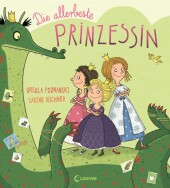 Die allerbeste Prinzessin Cover