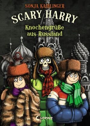 Scary Harry - Knochengrüße aus Russland