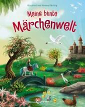 Meine bunte Märchenwelt Cover