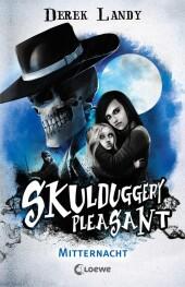 Skulduggery Pleasant - Mitternacht Cover
