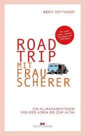 Roadtrip mit Frau Scherer Cover