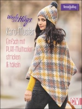 Woolly Hugs - Karo-Muster Cover