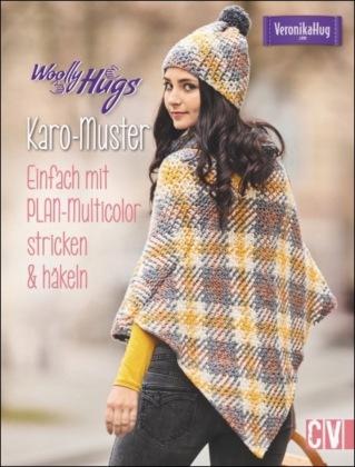 Woolly Hugs - Karo-Muster   Veronika Hug   9783841065223   Bücher ...