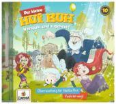 Der kleine Hui Buh - Überraschung für Hedda Hex / Yoshi ist weg!, 1 Audio-CD Cover