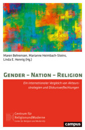 Gender - Nation - Religion