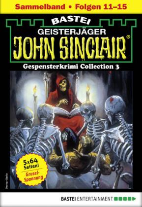John Sinclair Gespensterkrimi Collection 3 - Horror-Serie