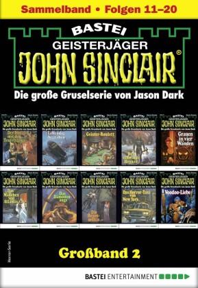 John Sinclair Großband 2 - Horror-Serie