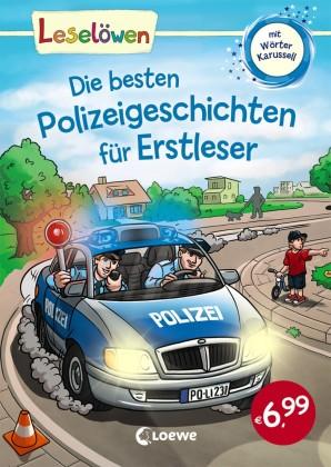 Die besten Polizeigeschichten für Erstleser