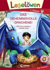 Leselöwen 1. Klasse - Das geheimnisvolle Drachenei Cover