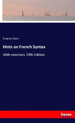 Hints on French Syntax