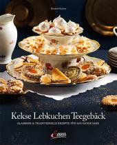 Kekse - Lebkuchen - Teegebäck Cover
