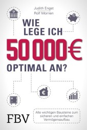 Wie lege ich 50000 Euro optimal an?