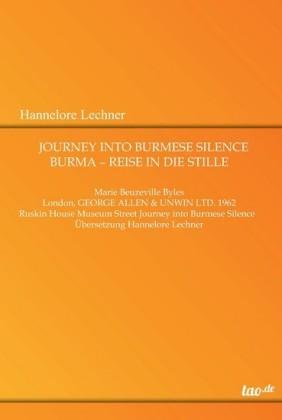 Journey Into Burmese Silence