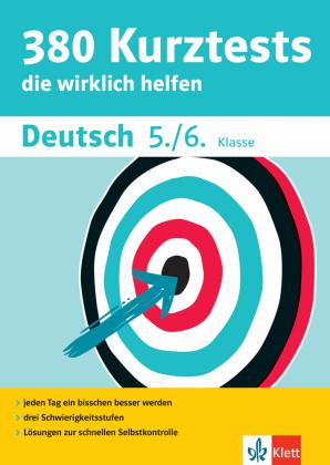 Deutsch 5./6. Klasse