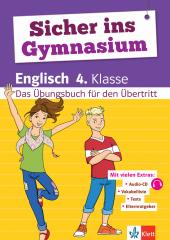 Sicher ins Gymnasium Englisch 4. Klasse, m. Audio-CD Cover