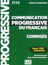 Communication progressive du français, Niveau perfectionnement, Corrigés