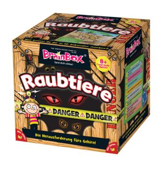 BrainBox - Raubtiere (Spiel)