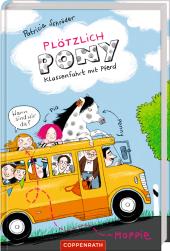 Plötzlich Pony - Klassenfahrt mit Pferd Cover