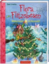 Flora Flitzebesen - Winterzauber im Hexendorf Cover