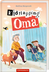 Kidnapping Oma Cover
