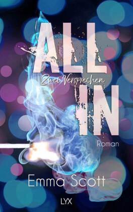 Cover des Mediums: All in - Zwei Versprechen
