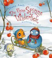 Die kleine Spinne Widerlich - Wundervolle Winterzeit