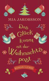 Das Glück kommt mit der Weihnachtspost Cover