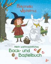 Petronella Apfelmus - Mein weihnachtliches Back- und Bastelbuch Cover