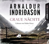 Graue Nächte, 4 Audio-CDs Cover