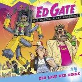 Ed Gate - Folge 04, 1 Audio-CD