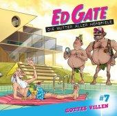 Ed Gate - Folge 07, 1 Audio-CD