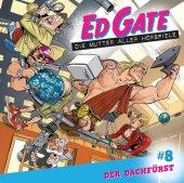 Ed Gate - Folge 08, 1 Audio-CD