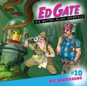 Ed Gate - Folge 10, 1 Audio-CD