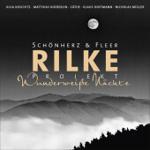 Rilke Projekt, 1 Audio-CD Cover
