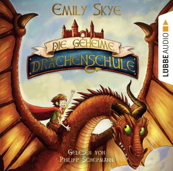 Die geheime Drachenschule, 2 Audio-CDs