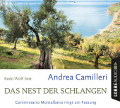 Das Nest der Schlangen, 4 Audio-CDs Cover