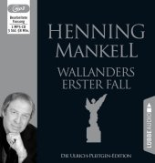 Wallanders erster Fall, 1 MP3-CD