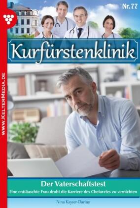 Kurfürstenklinik 78 - Arztroman