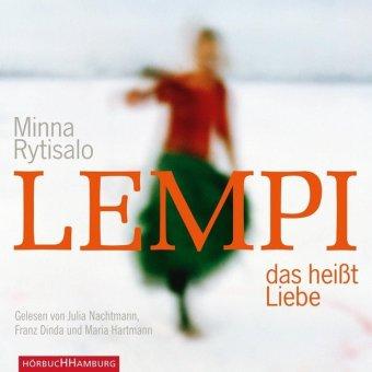Lempi, das heißt Liebe, 5 Audio-CDs
