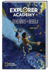 Explorer Academy - Das Geheimnis um Nebula Cover