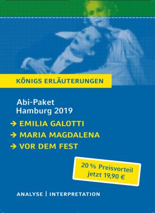 Abi-Paket Hamburg 2019 & 2020
