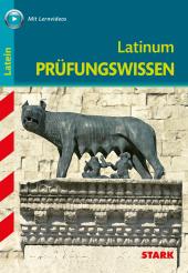 Abitur-Wissen - Latein Prüfungswissen Latinum Cover