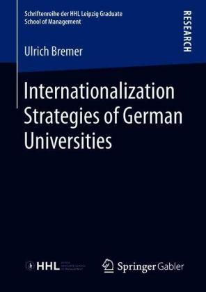 Internationalization Strategies of German Universities