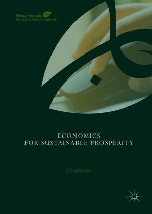 Economics for Sustainable Prosperity