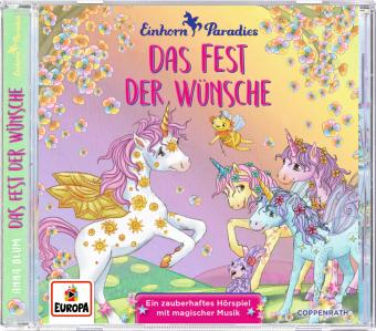 Einhorn-Paradies (CD), Audio-CD