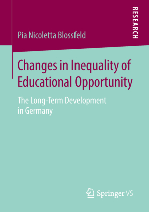 Changes in Inequality of Educational Opportunity