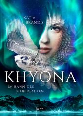 Khyona - Im Bann des Silberfalken Cover