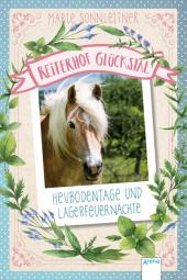 Reiterhof Glückstal - Heubodentage und Lagerfeuernächte Cover