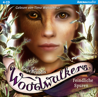 Woodwalkers - Feindliche Spuren, 4 Audio-CD